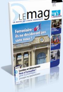 Juin n°749 dans Le Mag UNSA-Cheminots 749-206x300