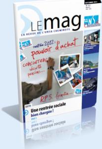 Le Mag Septembre 2012 dans Le Mag UNSA-Cheminots 7511-206x300