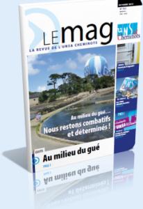 Le Mag Octobre 2012 dans Le Mag UNSA-Cheminots 752-206x300