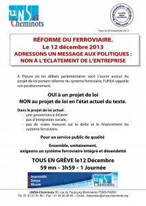Tract - Réforme du ferroviaire Grève du 12 décembre_01